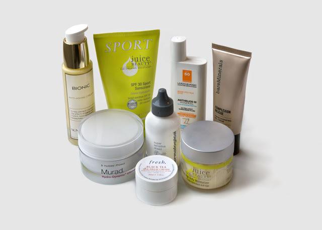skincare cosmetics