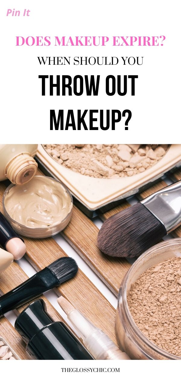 does makeup expire?