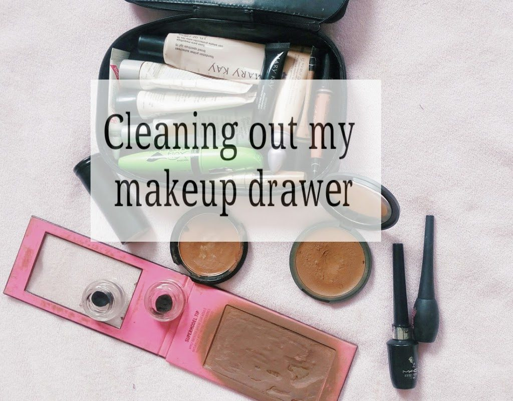 THE MAKEUP PURGE (WHEN TO THROW OUT MAKEUP)