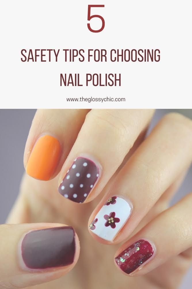 choosing safe nail polish