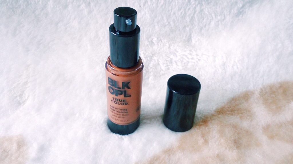Blk opl pore perfecting foundation