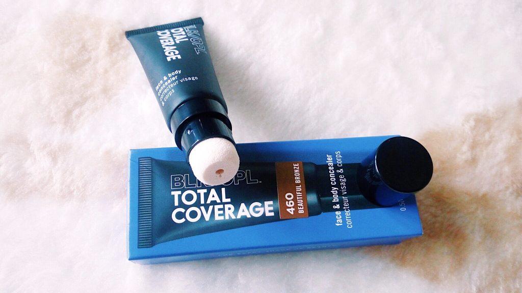 Blk Opl total coverage concealer