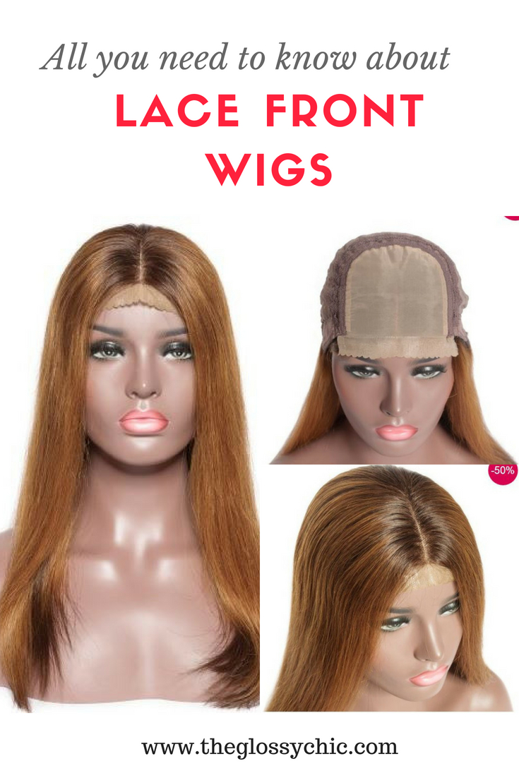 all about lace front wig