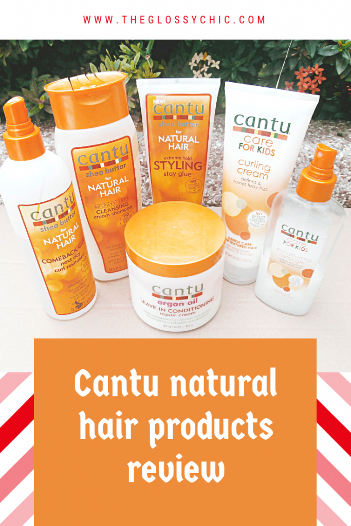 cantu beauty natural hair products review