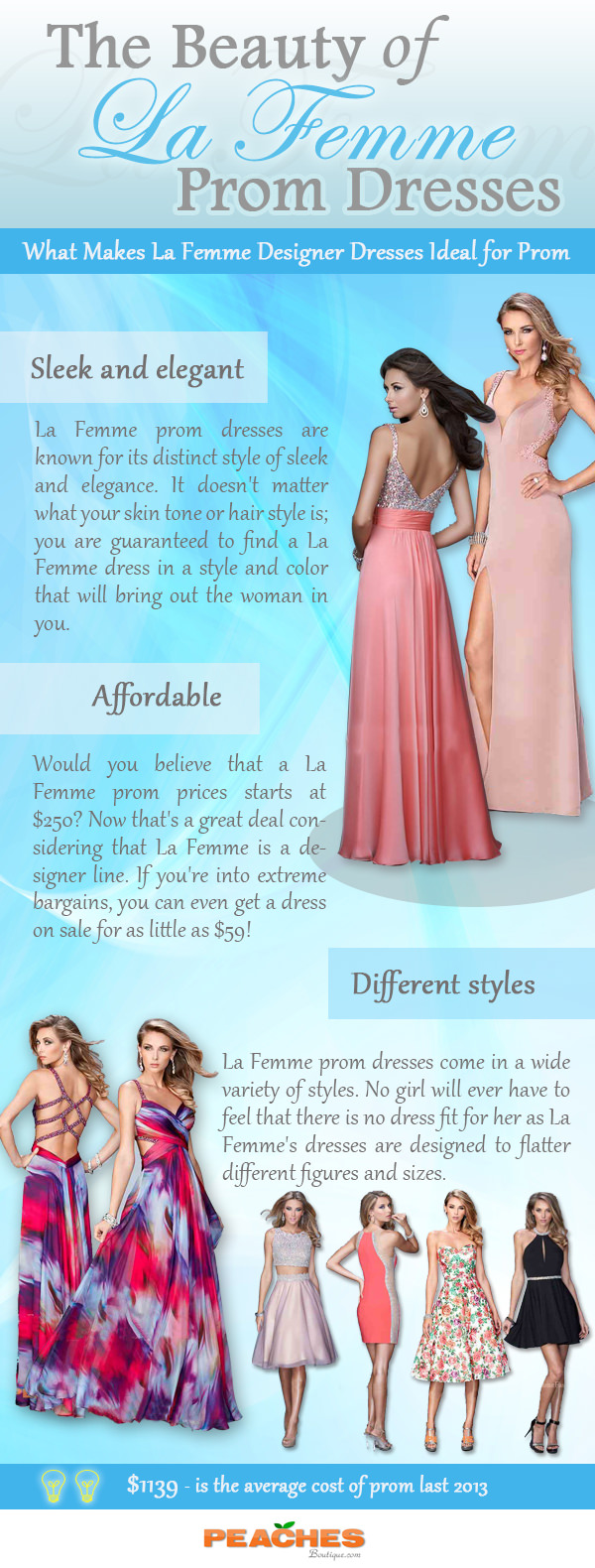 tips for choosing a prom dress