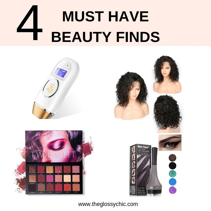 4 Must Have Beauty Finds From Newchic
