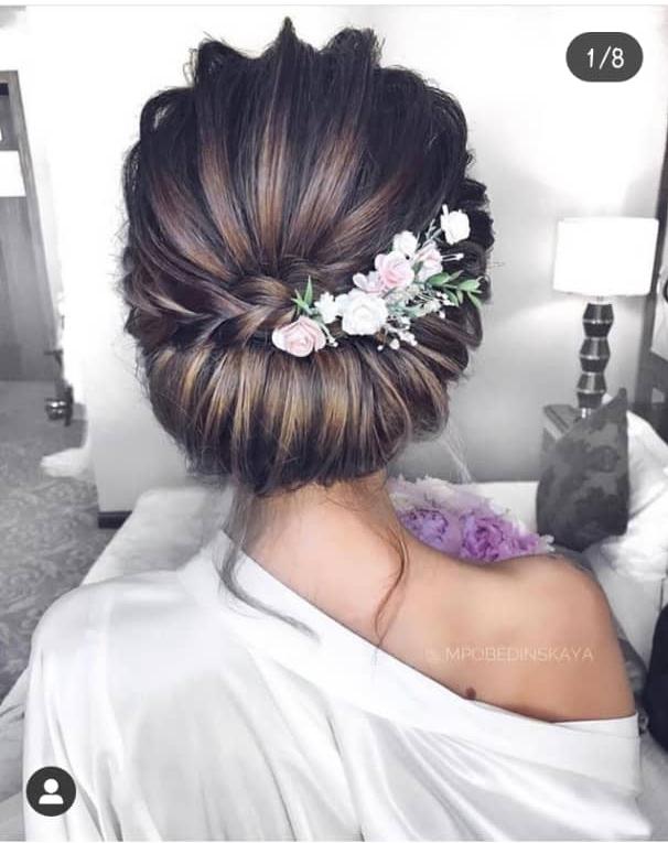 32 Beautiful Wedding Hairstyles