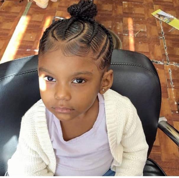 22 Beautiful Kids Hairstyles The Glossychic