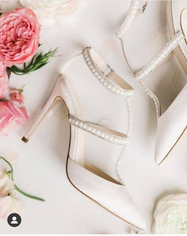 13 Gorgeous Wedding Shoes