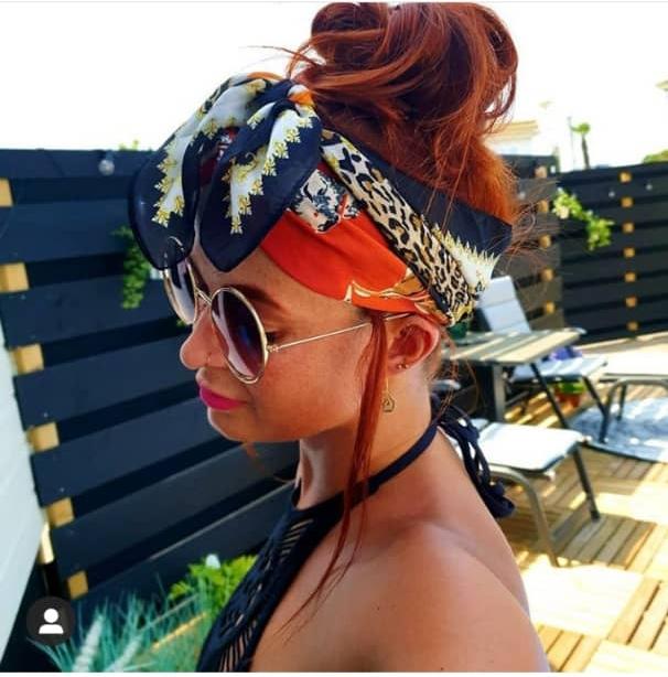 headband styles