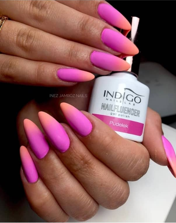 24 Beautiful Gel Nail Design Ideas - The Glossychic