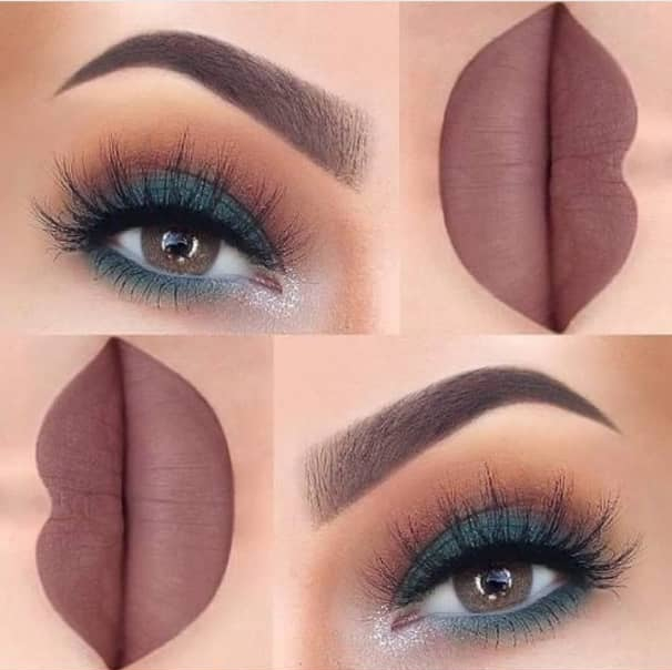 15 Stunning Makeup Look Ideas For Your Christmas Party