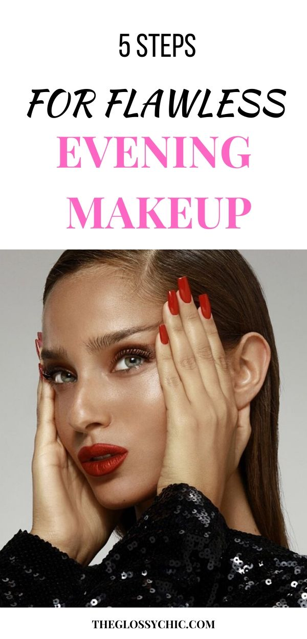 makeup tips for a night out