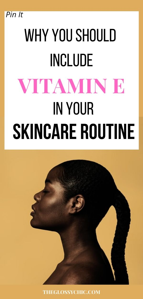 beauty benefits of vitamin e