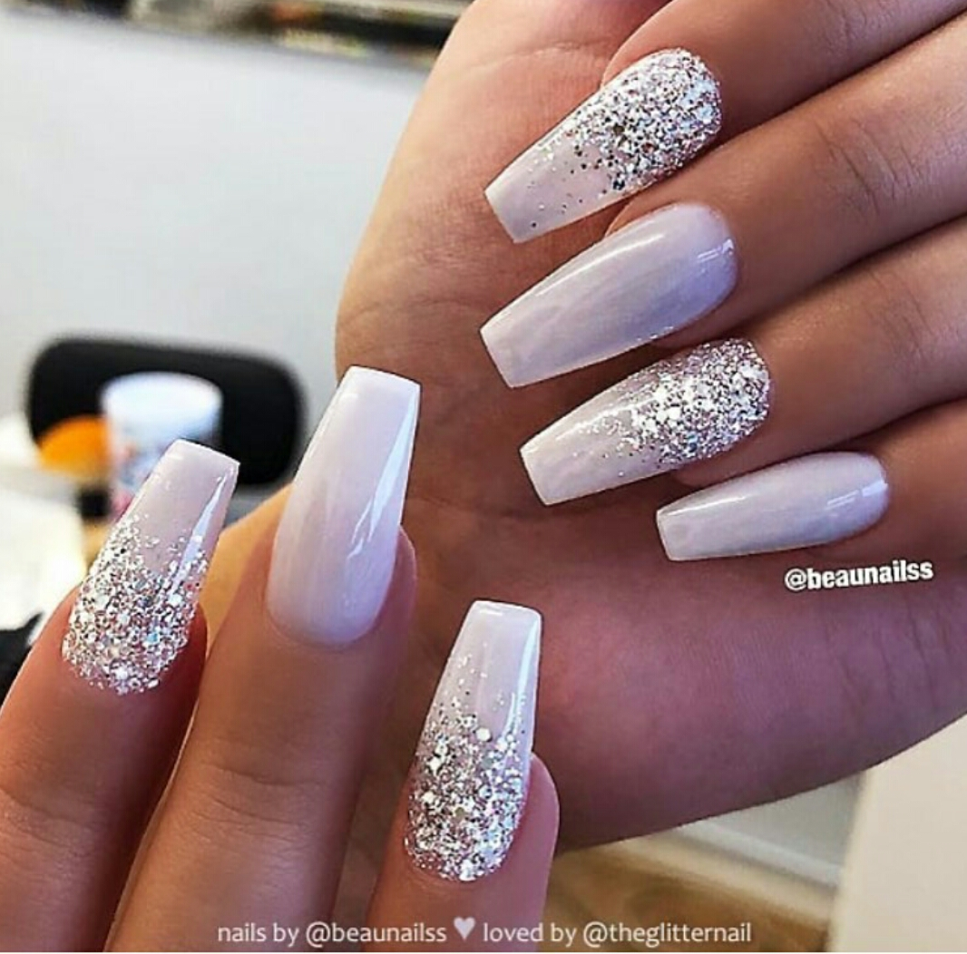winter coffin nails