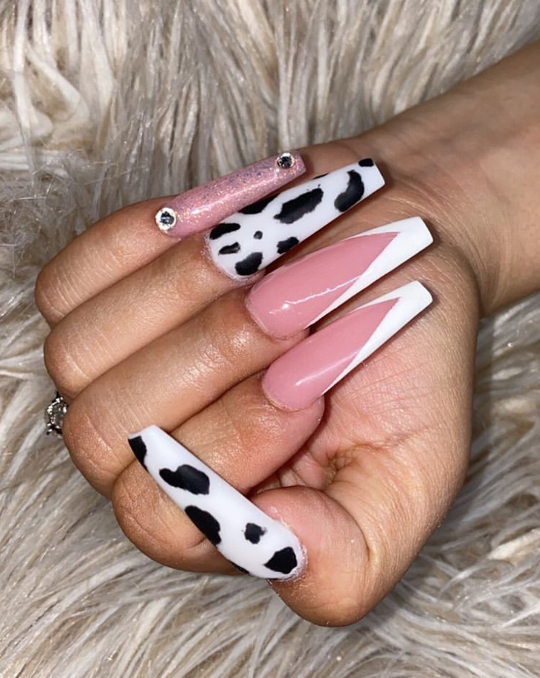 50 Glam Nail Designs For Prom 2020 The Glossychic