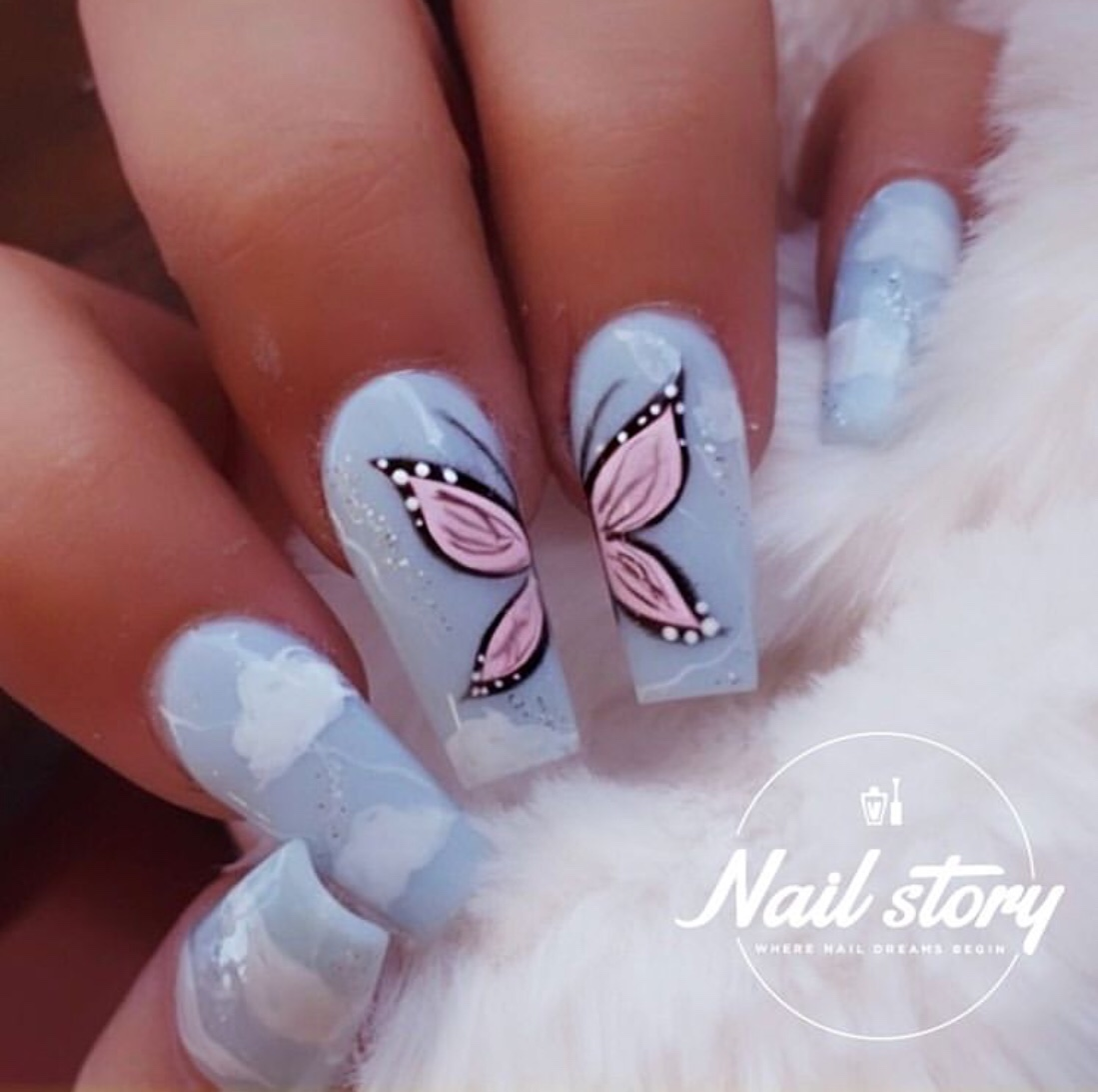 spring nails 2020