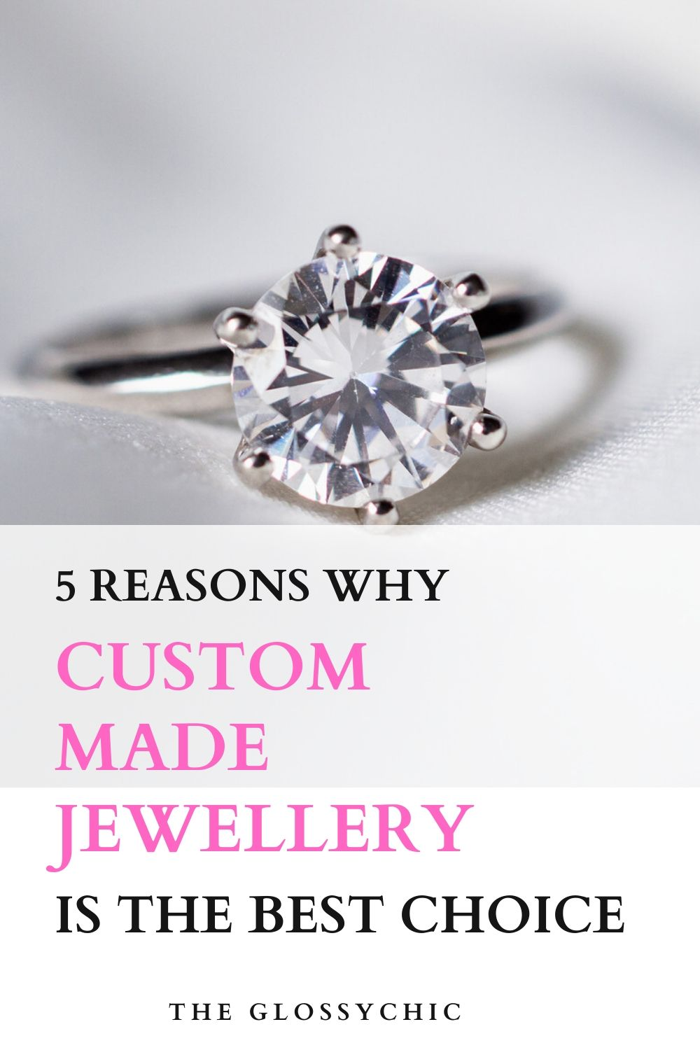 why choose custom jewellery
