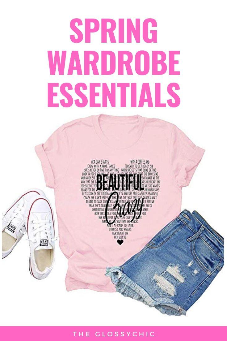spring wardrobe essentials 2020