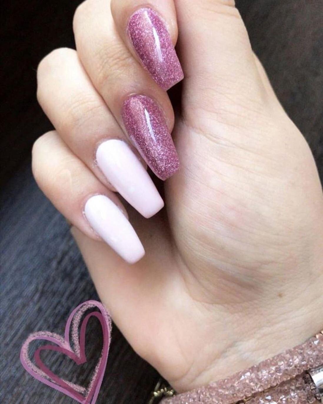 bridal nails