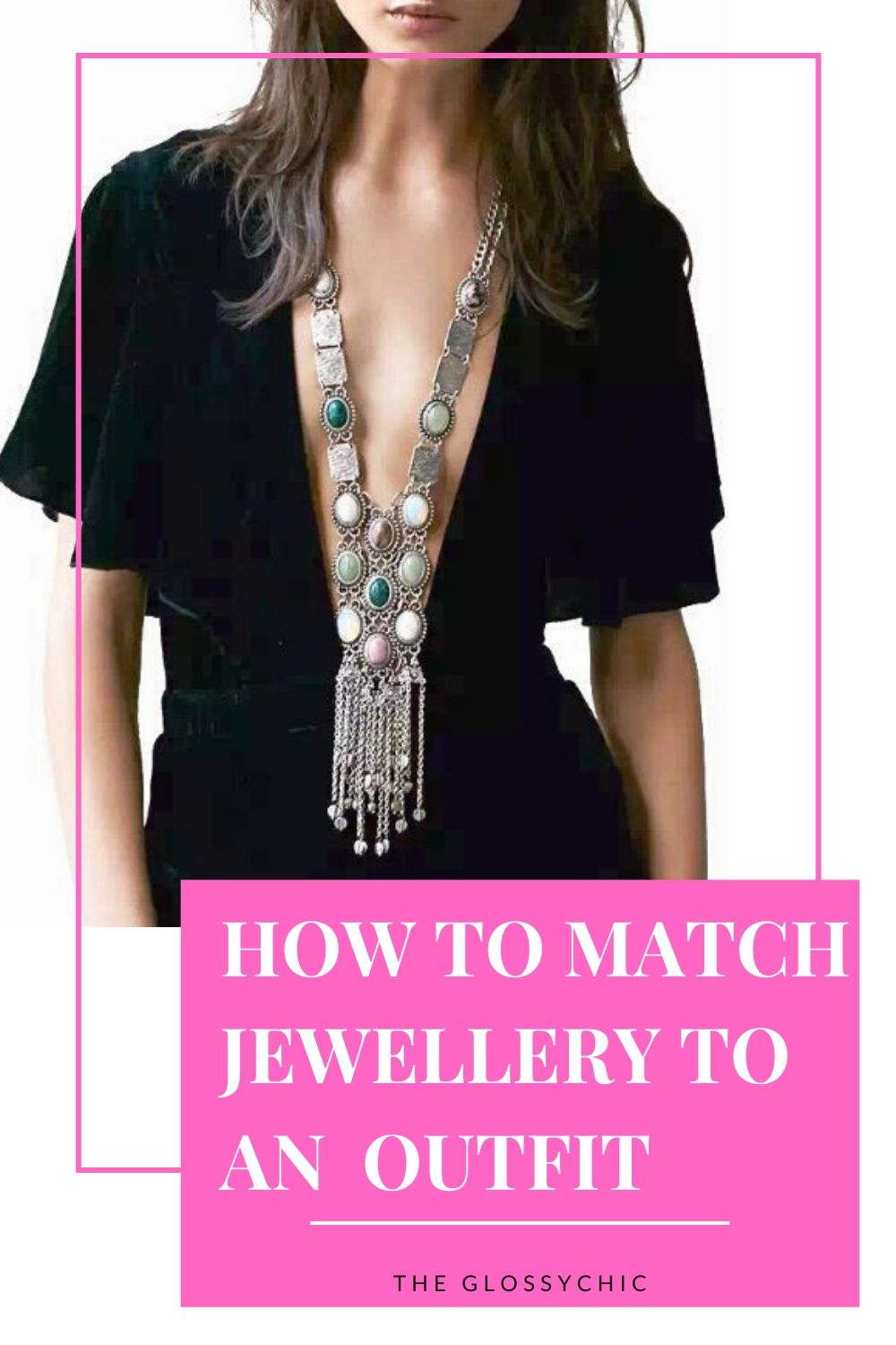 How to match jewellery to an outfit