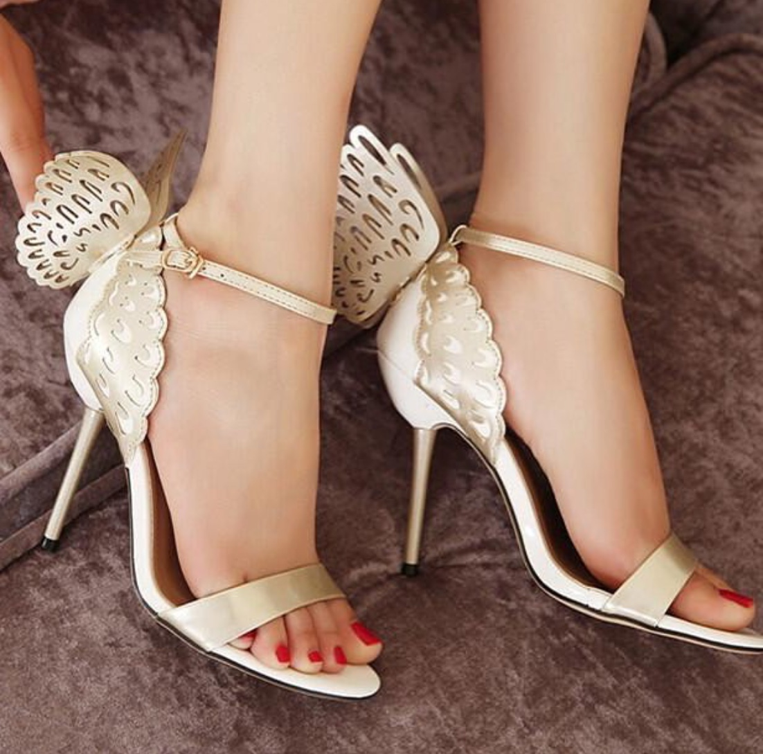 wing shoes