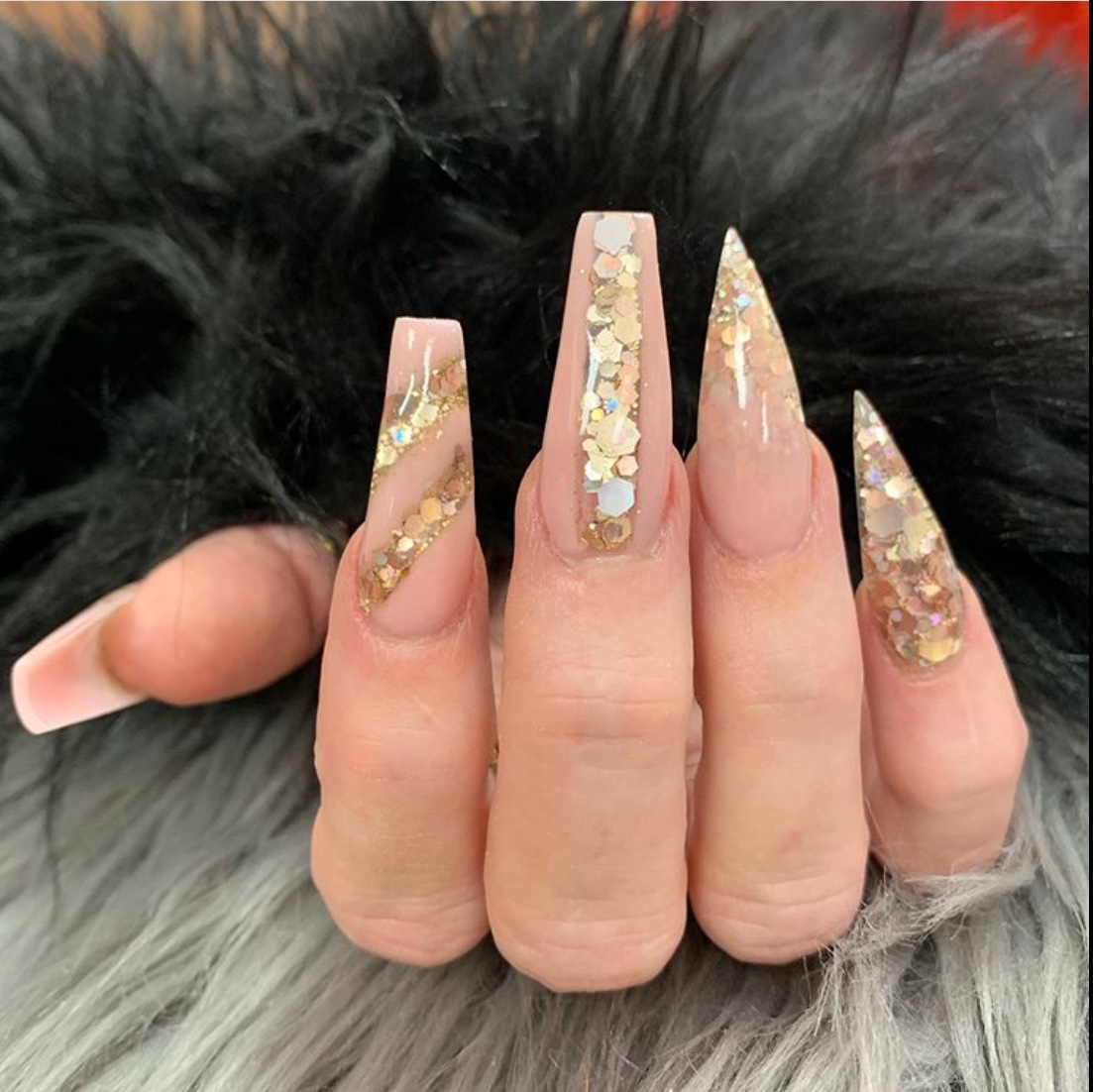 20 festive christmas nail designs for 2020 the glossychic the glossychic