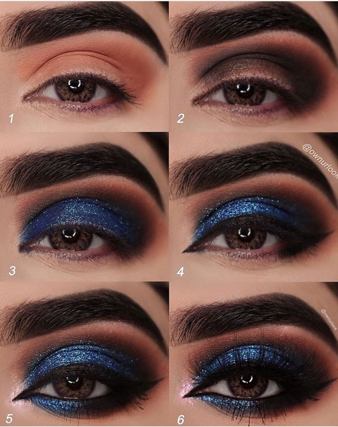 eye makeup tutorials with pictures