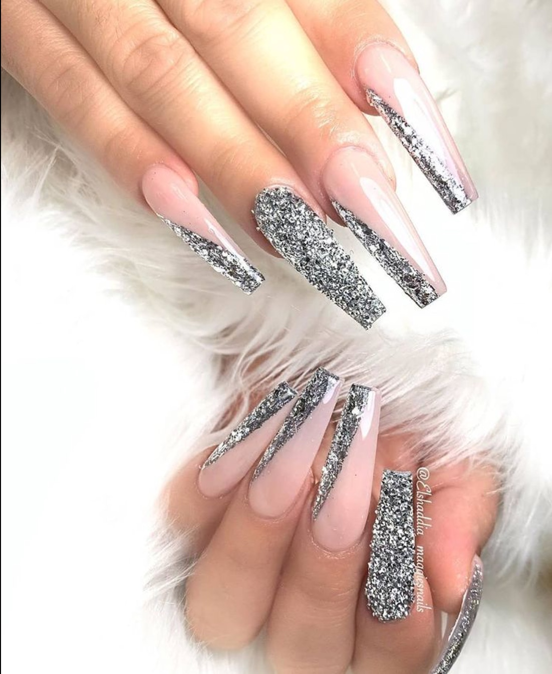 nail designs for new year