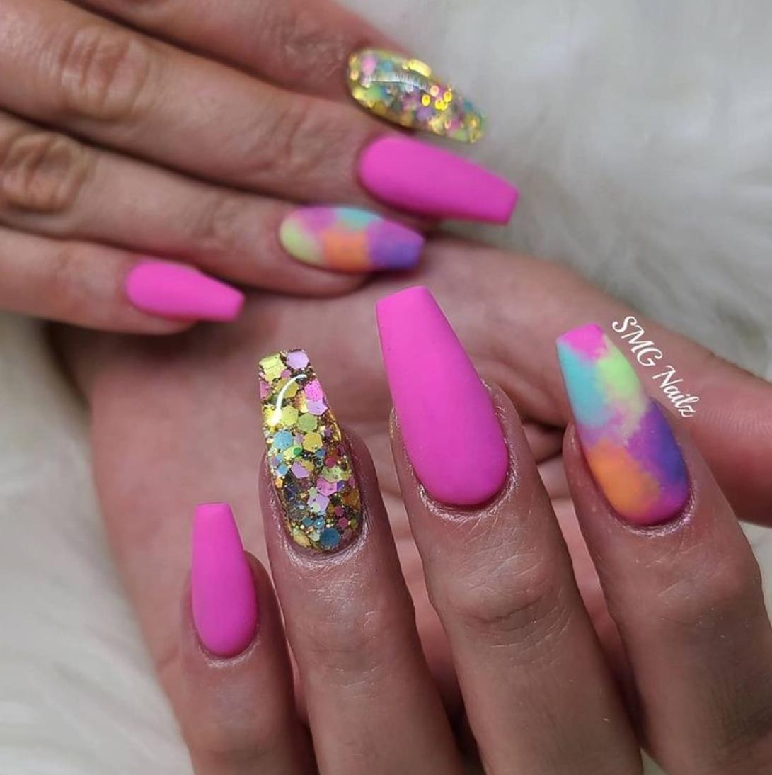 foil nails 2021