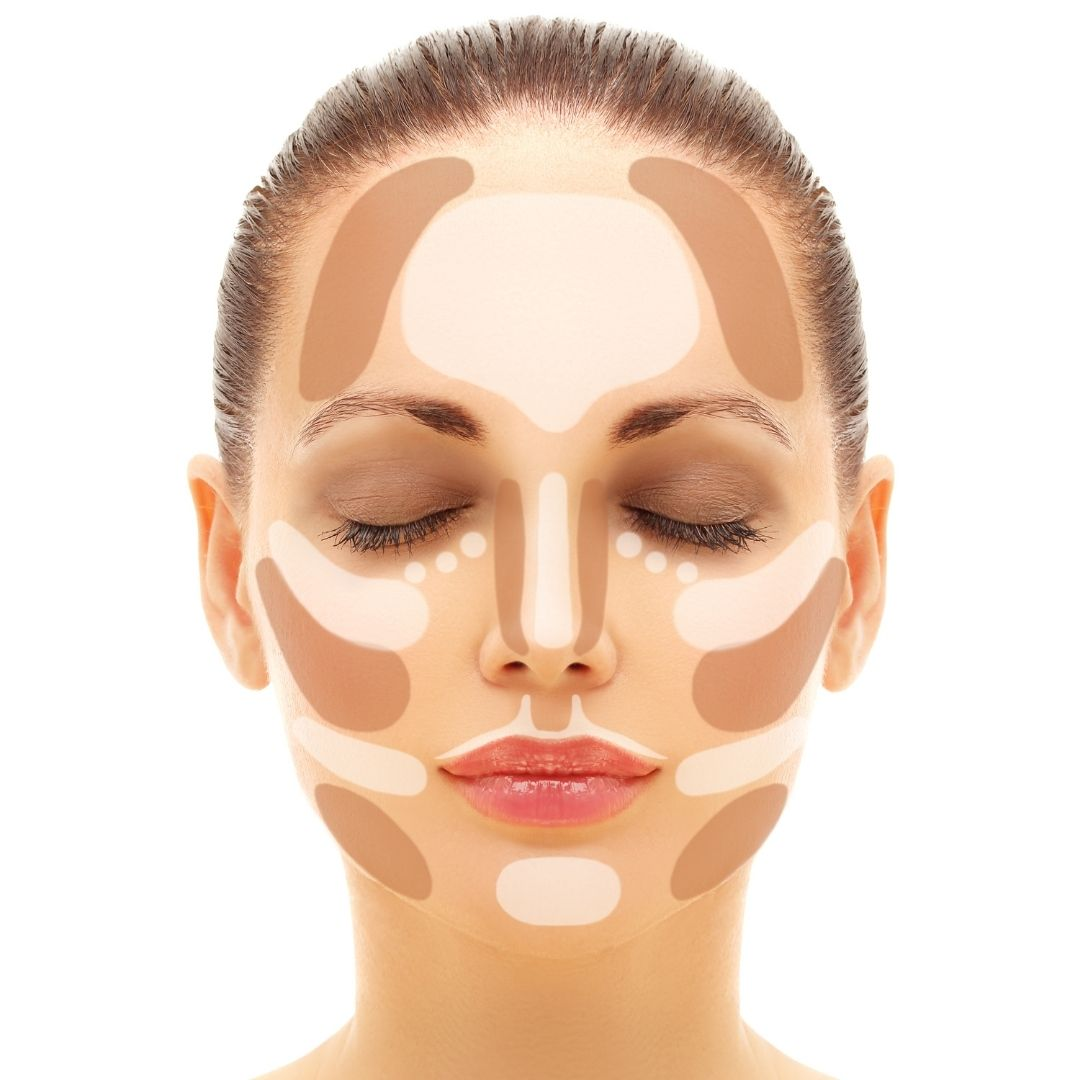 how to easily do contouring and highlighting