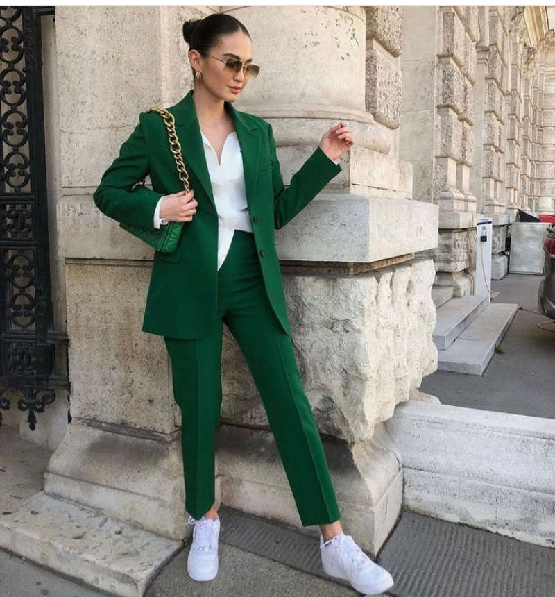 Work outfits for spring
