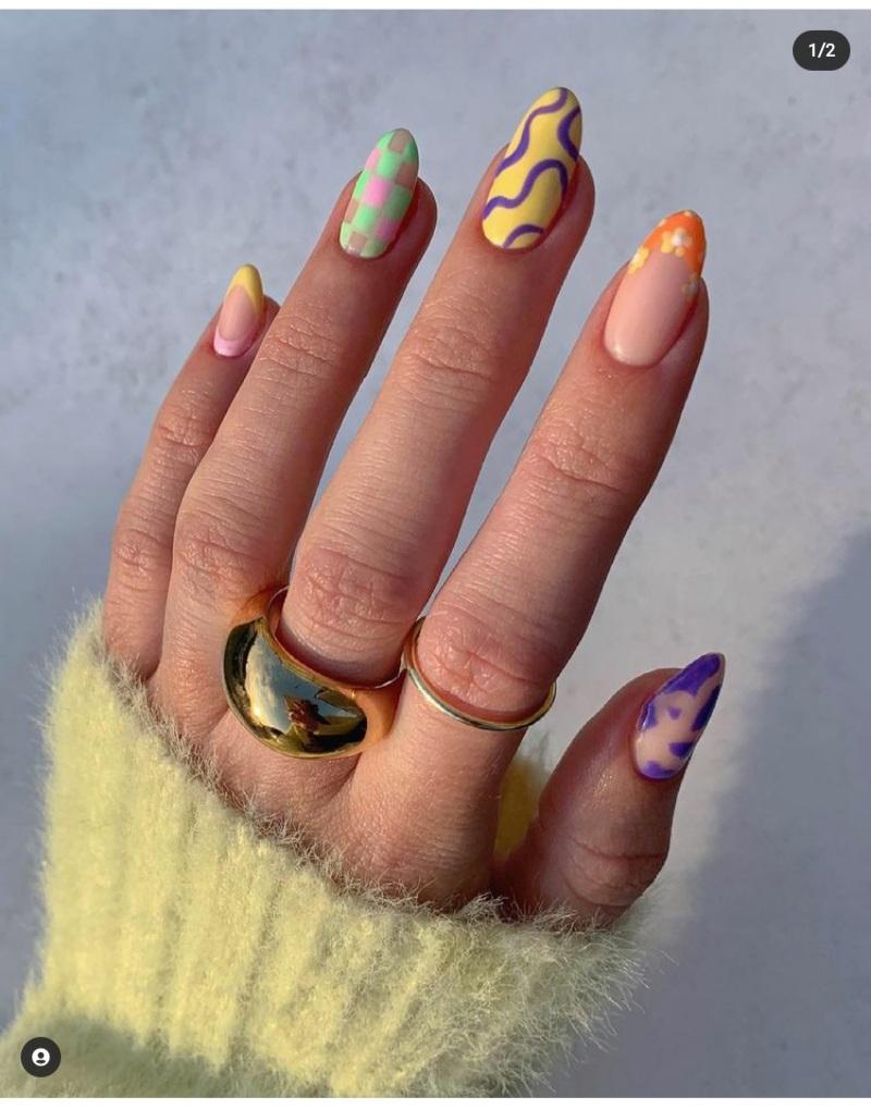 chic nail designs