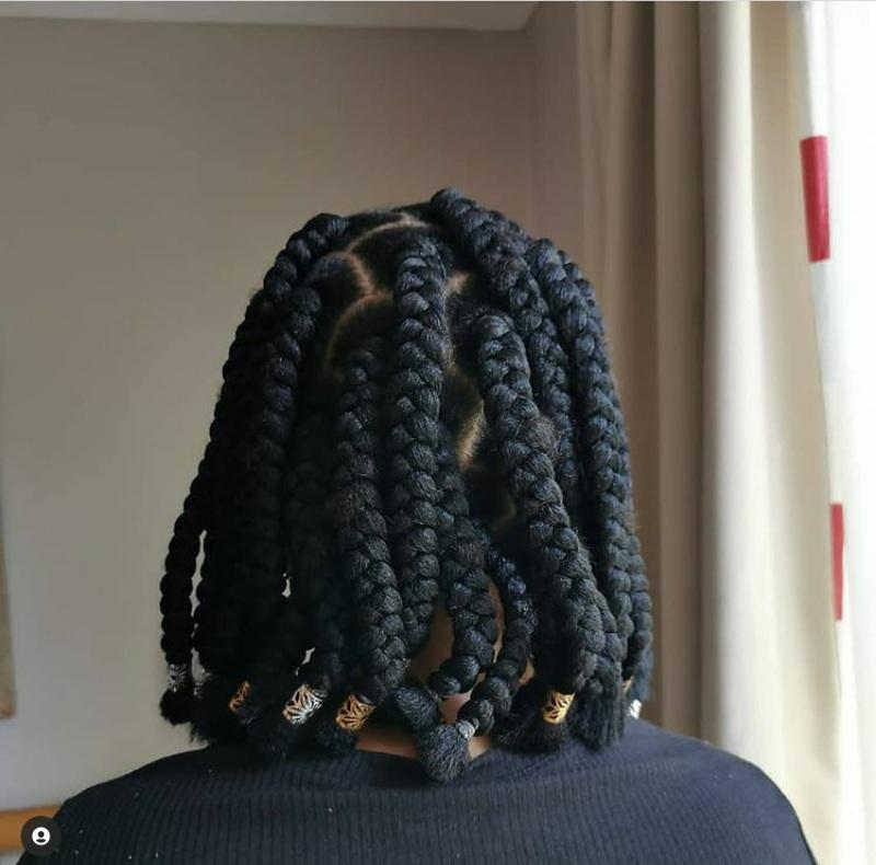 bob braids