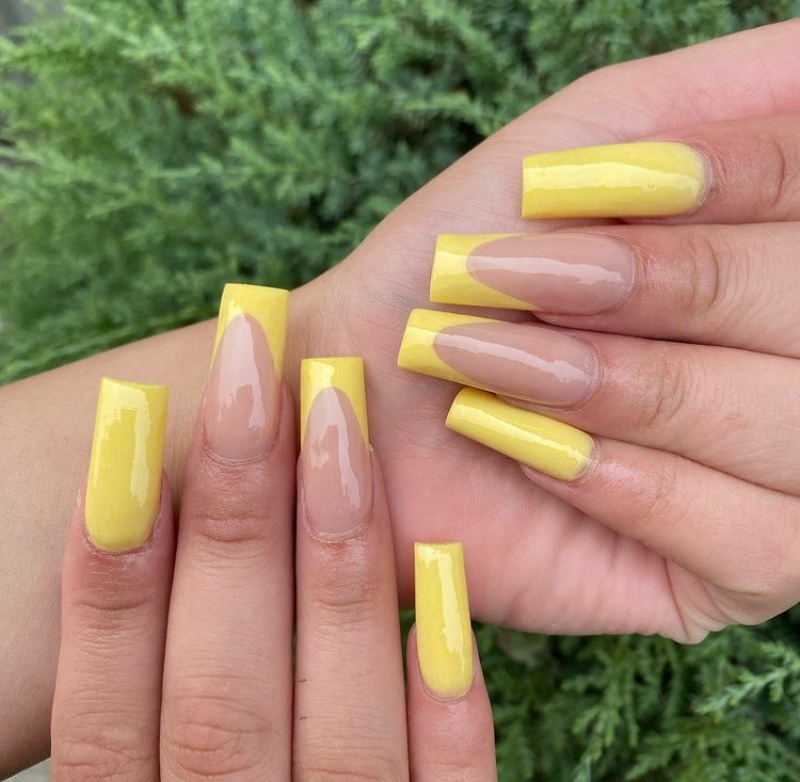 Yellow Nails