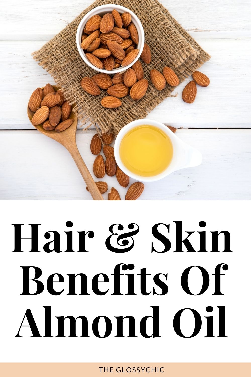 hair and skin benefits of almond oil