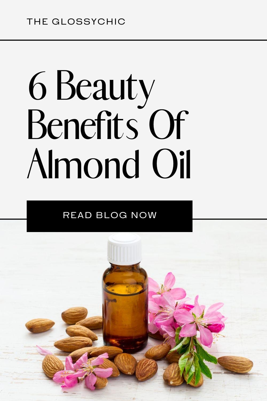 6 beauty benefits of almond oil