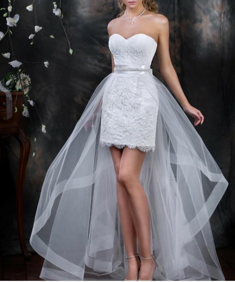 high low wedding dresses