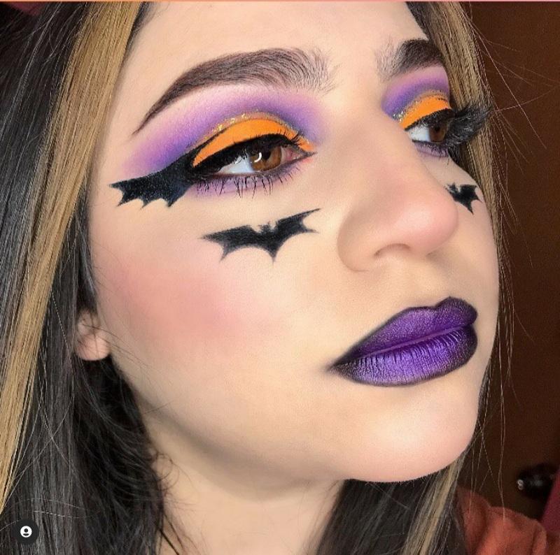 bat makeup