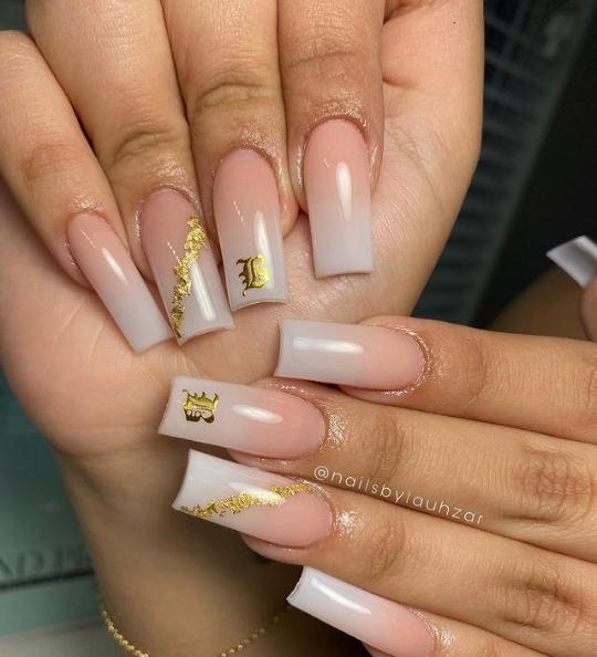 ombre nails designs